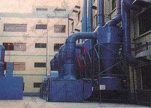 CTT型前置冲击湍球脱硫除尘气体净化器
