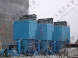 SZD-1600/1370组合电收尘器
