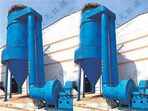 LHF型系列大气回转反吹袋式除尘器