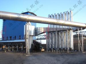 DFC,GFC,TFC型反吹风布袋除尘器